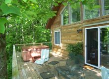 WOODLANDS CHALET<br>Sleeps up to 6