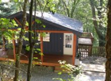 THE BUNGALOW<br>Sleeps 2 - King Bed